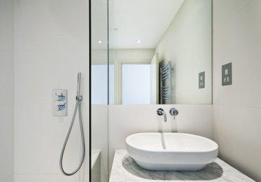 En suite bathroom detail