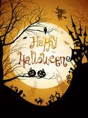 Halloween ilustrace