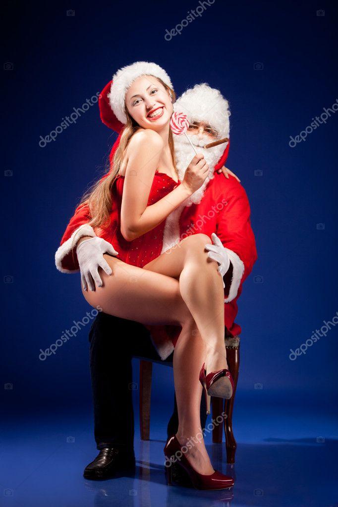 Geiler Weihnachtsmann