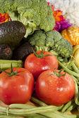 verdure assortite