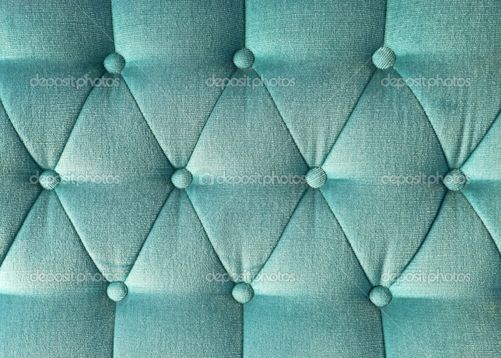 Elegant Texture Of Green Fabric Vintage Sofa For Background U2014 Stock Photo #7628889