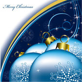 Vánoční pozadí. vektorové ilustrace