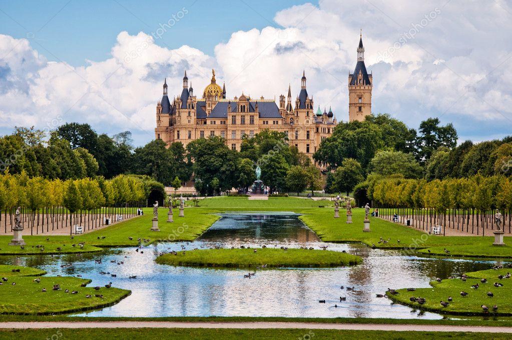 Germany Castle Schwerin
