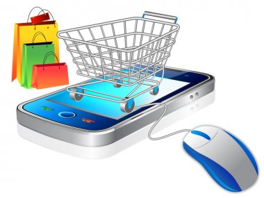 Mobile shopping cart