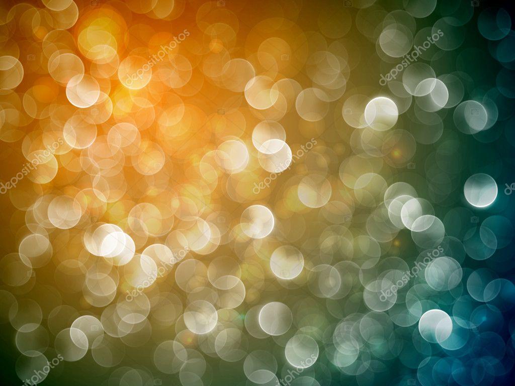Flickering Lights | Christmas Background
