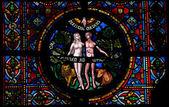 Stvoření Adama a Evy