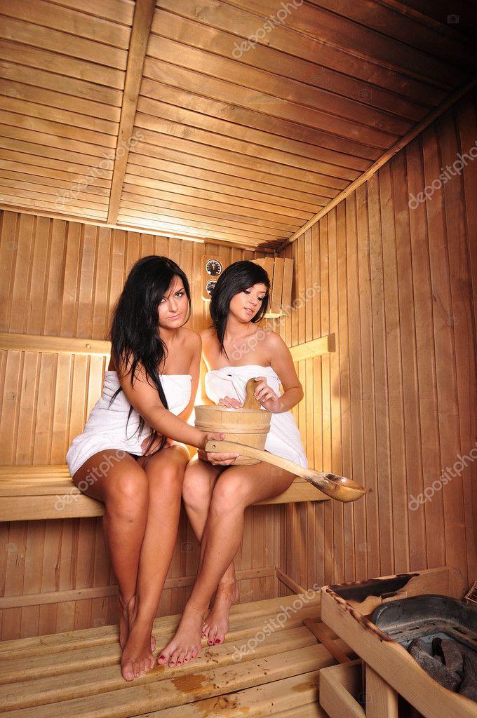 Секс девишник в бане видео
