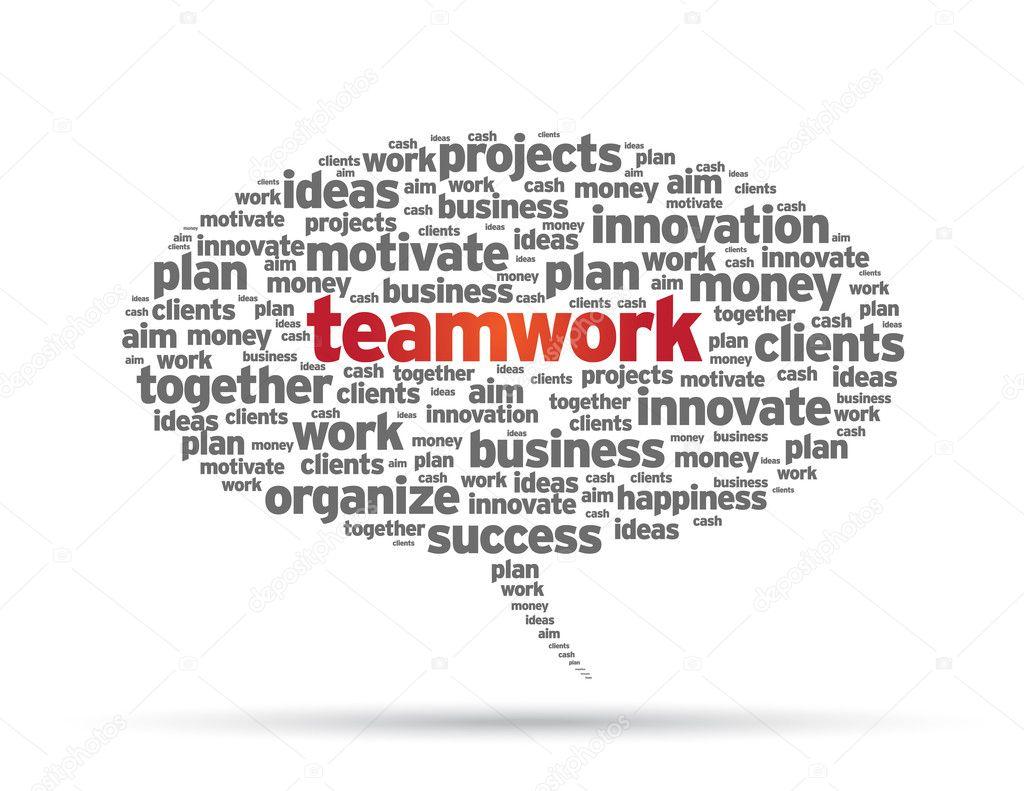 teamwork speech