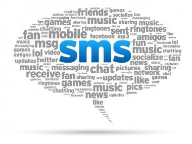 Speech Bubble - SMS
