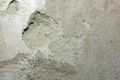 Photo Old concrete wall with damaged plaster and alabaster on it. Abst