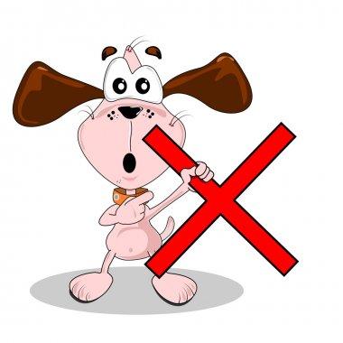 Wrong red cross symbol