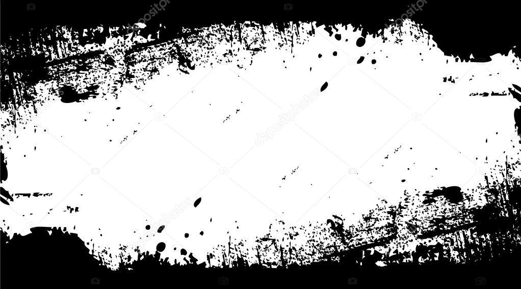 Sfondo Nero Sporco Trama Nero Sporco Grunge Isolato Su Sfondo