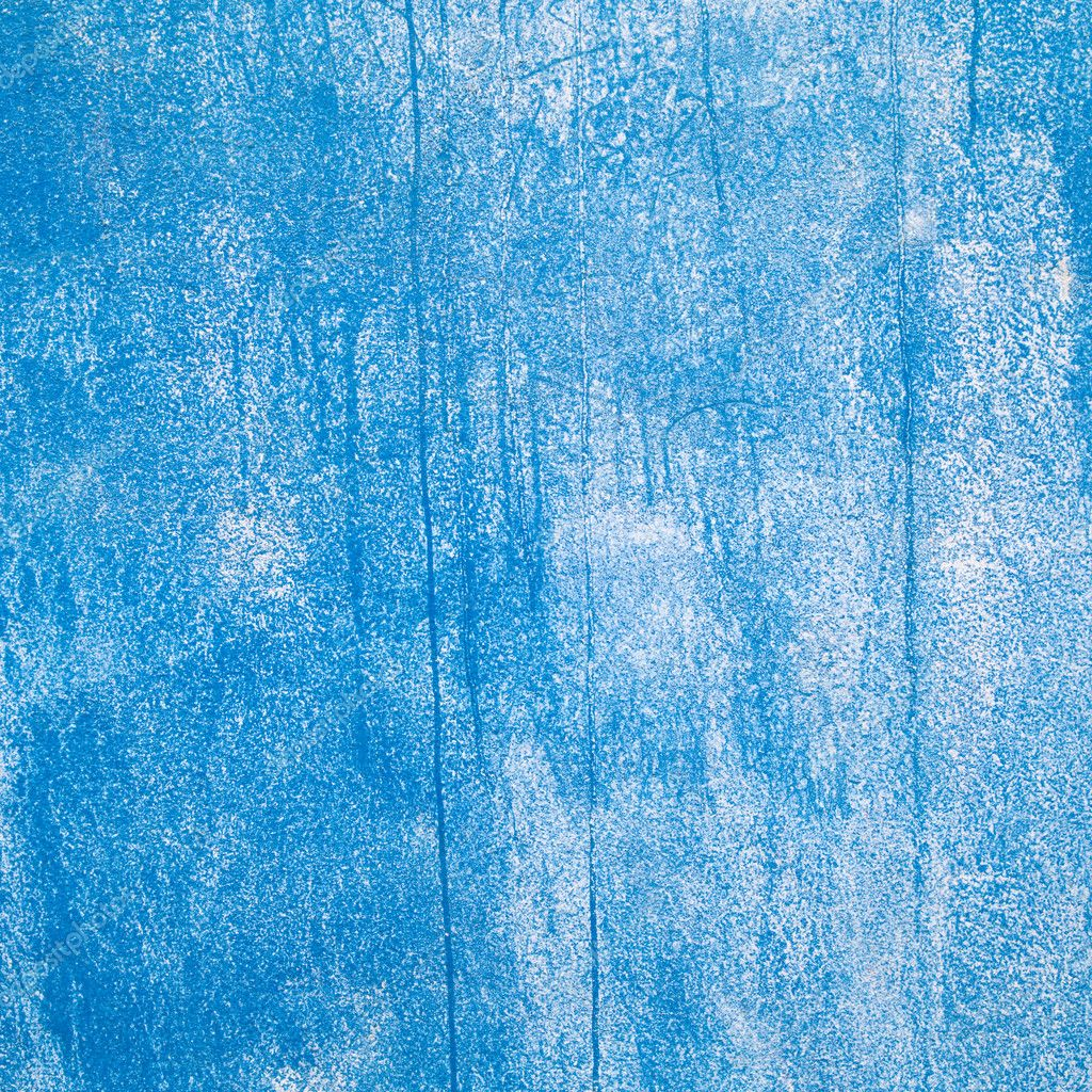 Favoritos plano de fundo com a parede pintada de azul — Fotografias de Stock  LM06