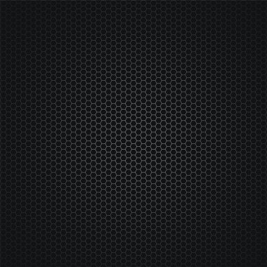 The dark abstract background with a grid