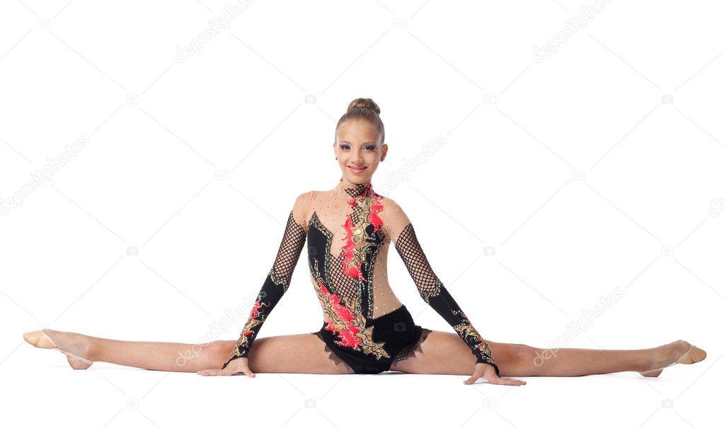 девушки гимнастки красивое фото