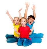 Fotografie malé děti