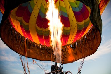 Balloon Flame