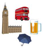 Symboly Londýna