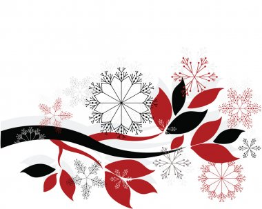 Christmas decor ,vector clip art vector