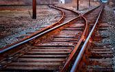Fotografie Railyard Trackage