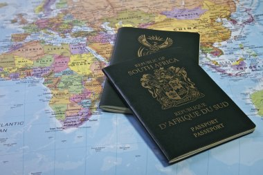 Passport, travel