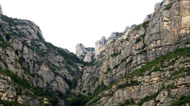 Montserrat's mountain