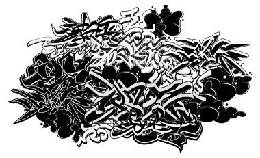 Graffiti composition 1