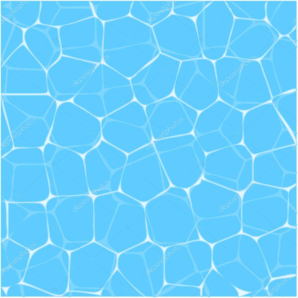Pool Water Texture Stock Vector C Orson