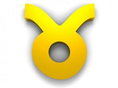 Taurus Symbol Sign