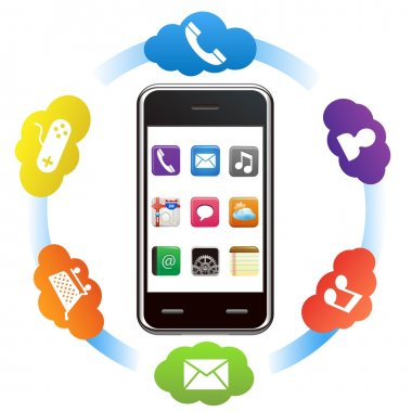 Vector smart phone applications