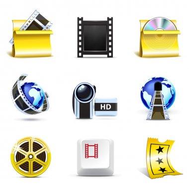 Movie icons | Bella series