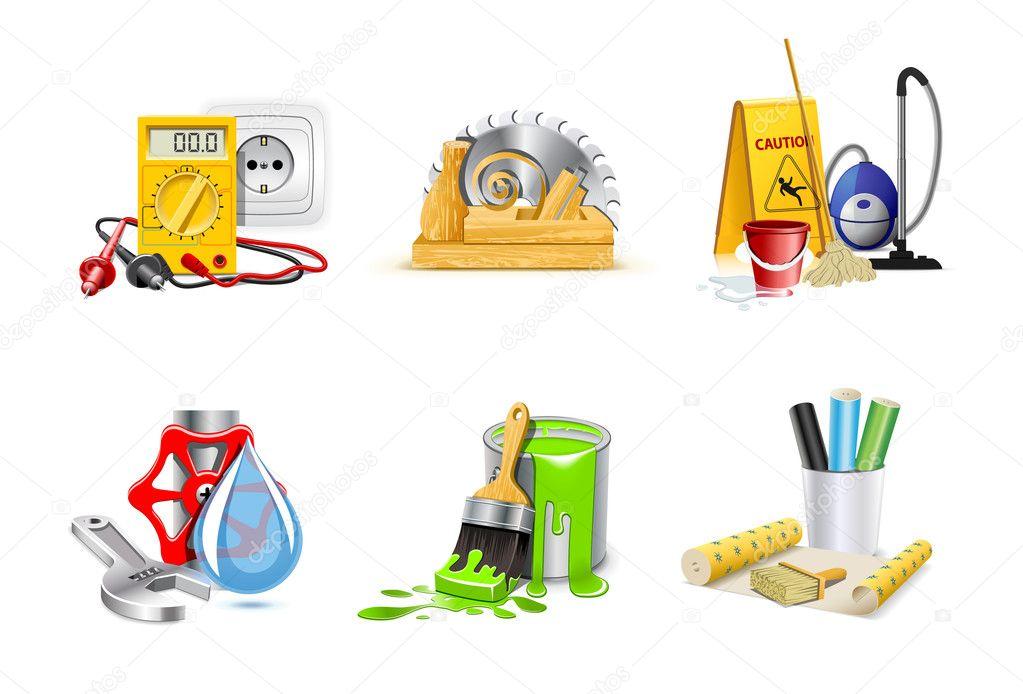 Renovation icons | Bella series, part 1