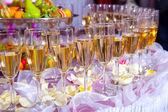 Fényképek pohár pezsgő