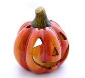 strašidelné halloween dýně