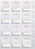 Fotografie Calendar 2012 year