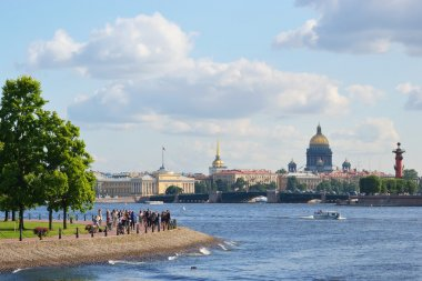 View of the St.Petersburg