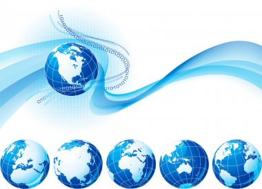 Global Communication - all over the world