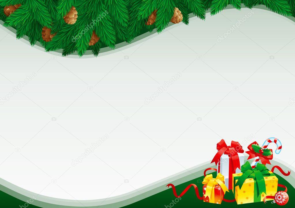 Berühmt Blank Weihnachtskarten Galerie - Bilder für das Lebenslauf ...