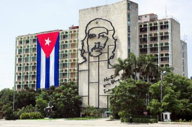 Havana government building