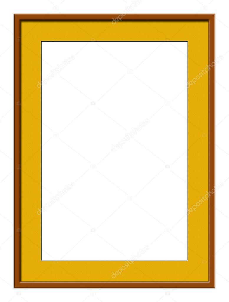 marco de fotos — Foto de stock © kelpfish #7454594