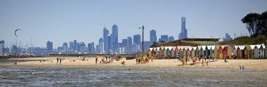 Melbourne Beach Panorama