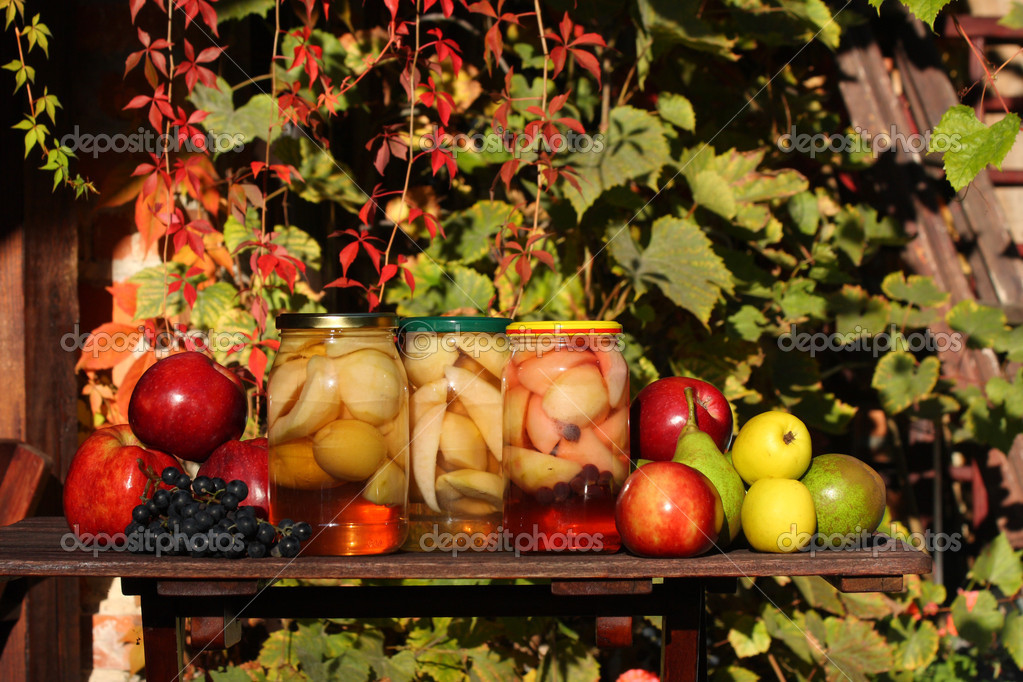 Fruits preserves