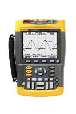 Industrial scopemeter