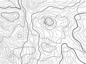 abstraktní topografická mapa bez jména