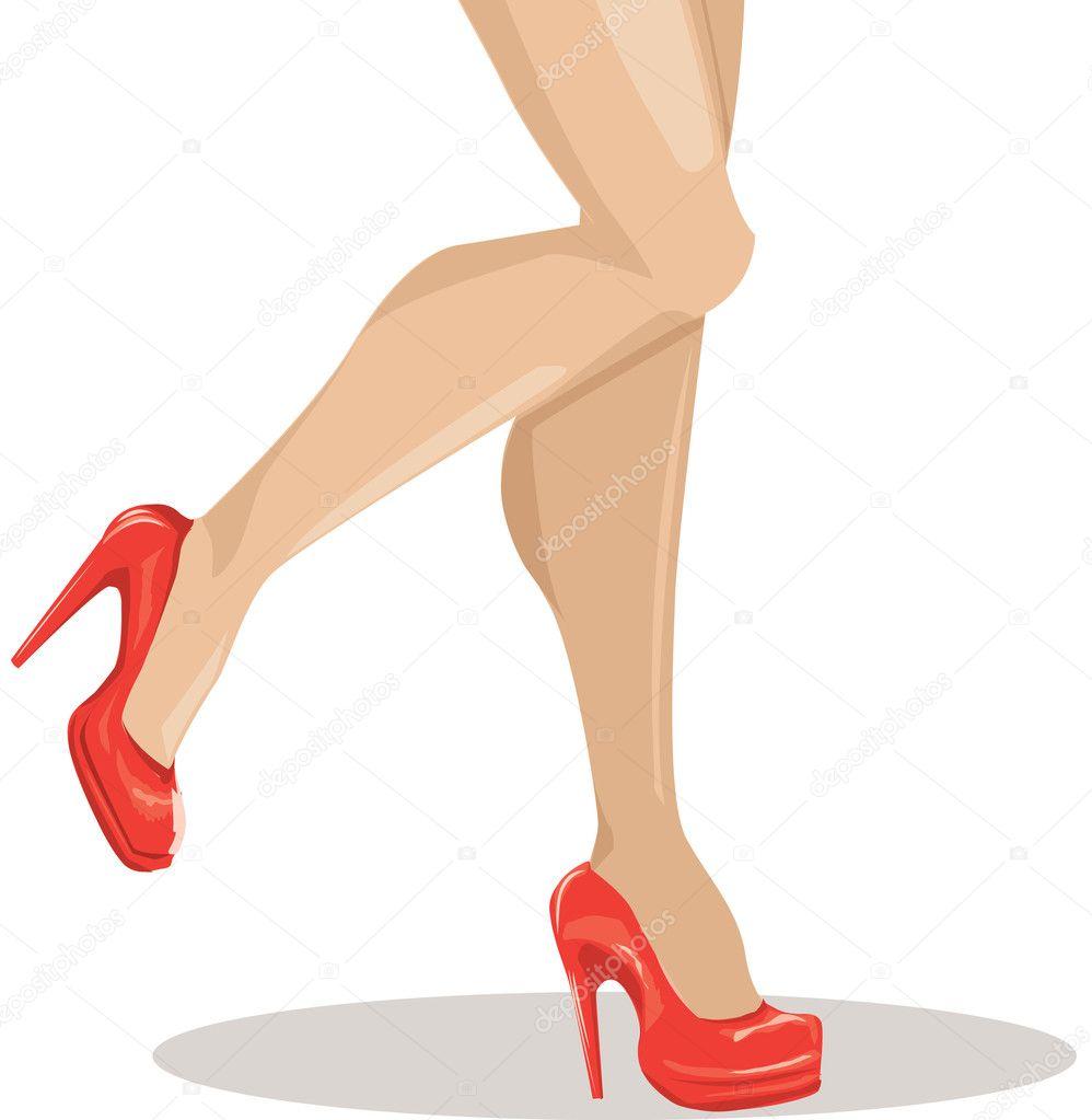 Ноги женщины сексуальность косолапость
