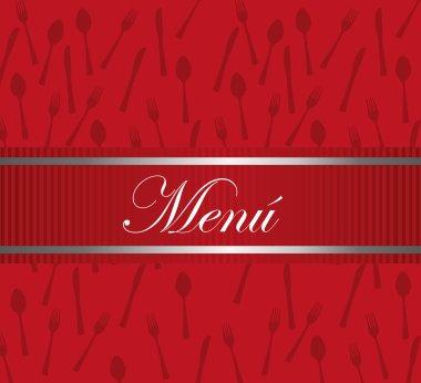 carte restaurant desing
