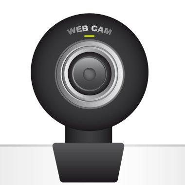 black web cam