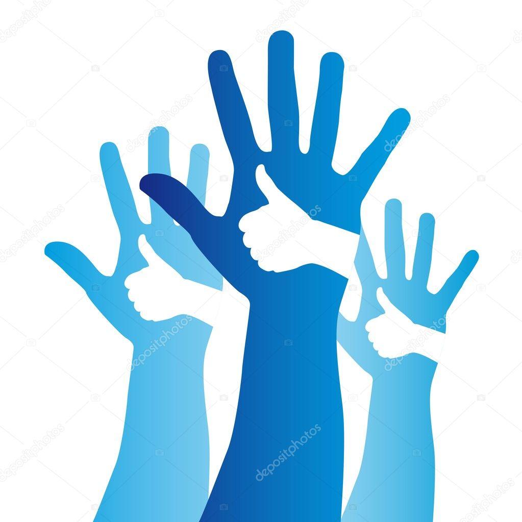 hands sign