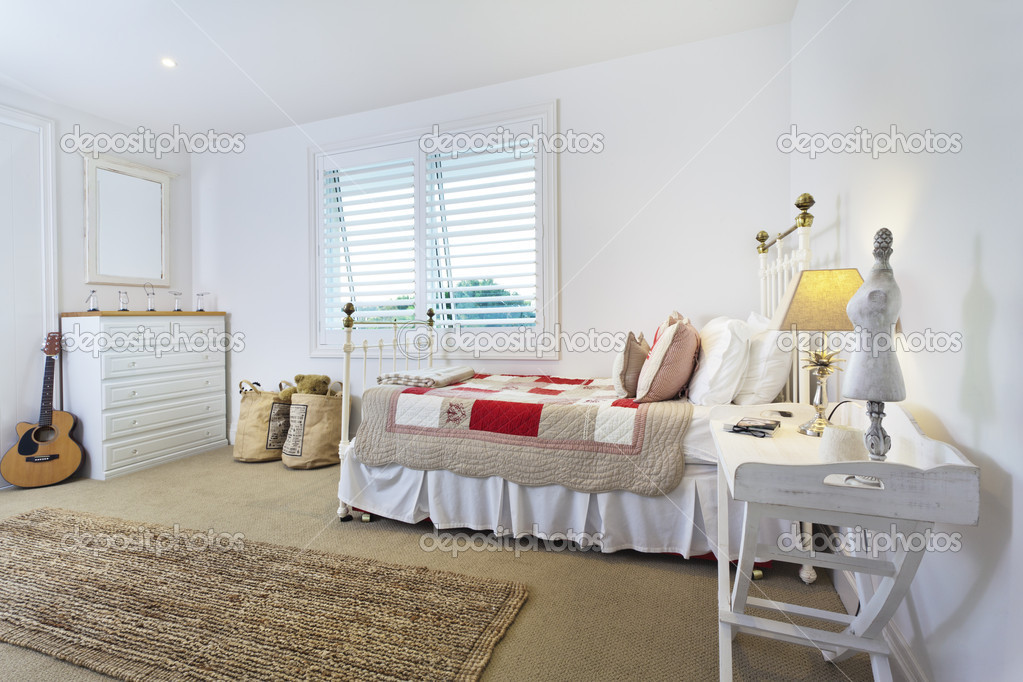 Kinder-Schlafzimmer — Stockfoto © epstock #7536773