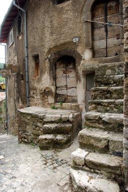 Old Door - Assergi - Abruzzo - Italy